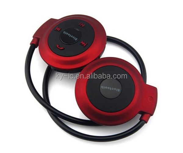 Potable Sport Wireless Top Ranked Headphones Mini 503