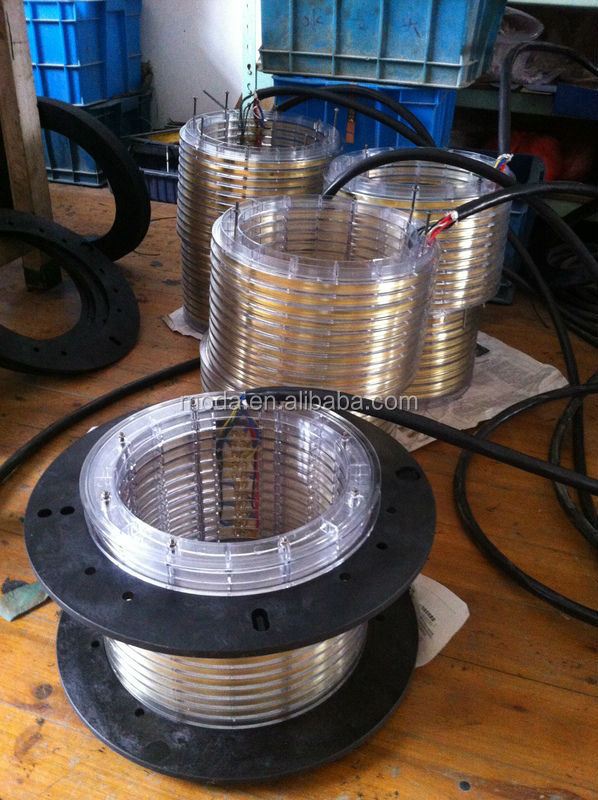 electrical slip ring / Slip rings for Center pivot irrigation system