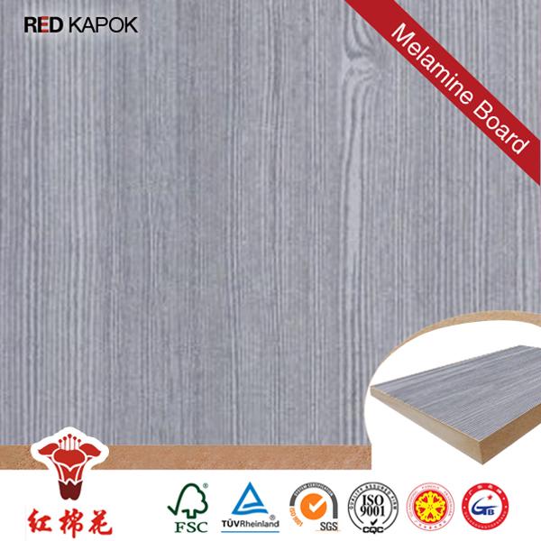 Light grey melamine board mm faced