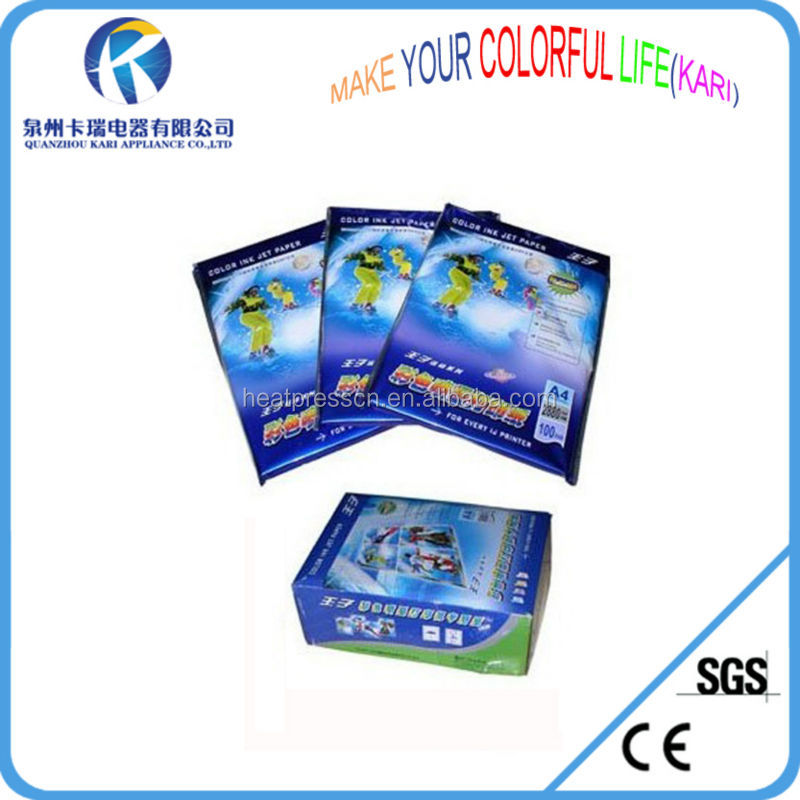 Dye-Sublimation Paper for ceramic