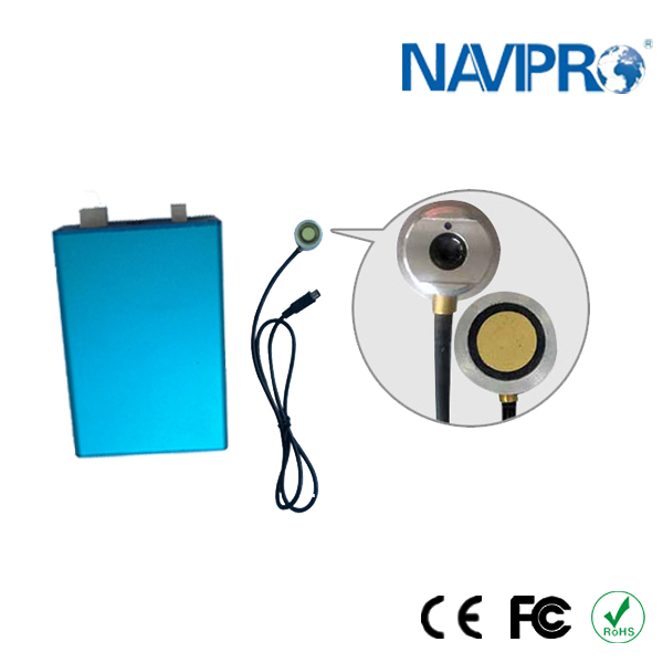 F500 long range ultrasonic sensor for container tank, easy to install