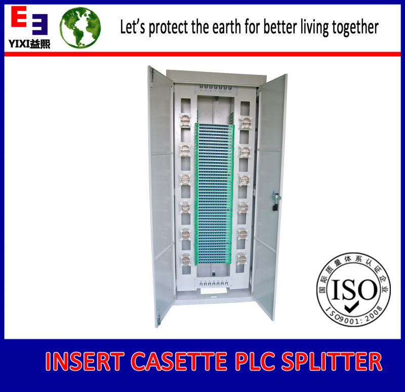 made in china 2X32 rack type plc splitter-sc-upc