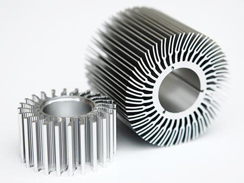 Wholesale Products Custom Round Aluminum Heat Sink