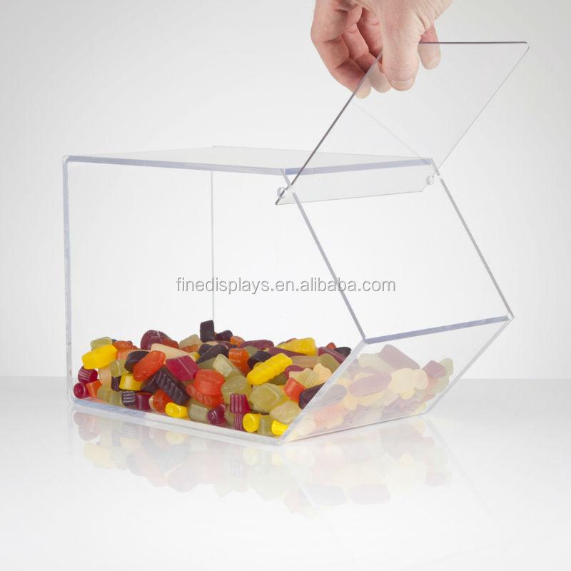 Wholesale Pick and mix sweet bin display dispenser (FD-A-389 ...