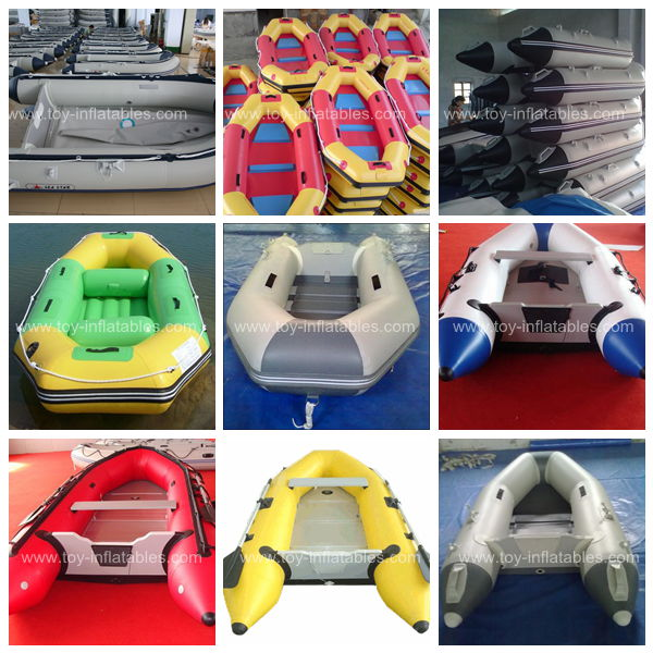 Best design professional inflatable boats made in china