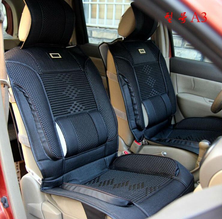 2017 Leather Custom Flag Car Vehicle Seat Cover