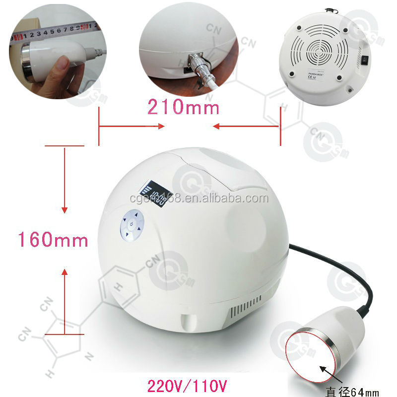 mini portable ultrasound cavitation machine for home use