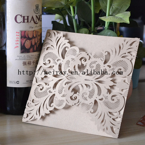 Christian wedding invitation cards designs with price for Laser cut wedding invitations in chennai
