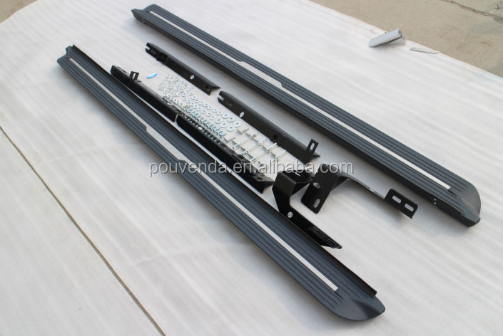 Auto accessories Side Step Bar For V W Tiguan Tuarage Running Board