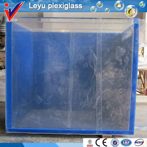 China New Custom Acrylic Glass Aquarium With All Kinds Of Shapes ...