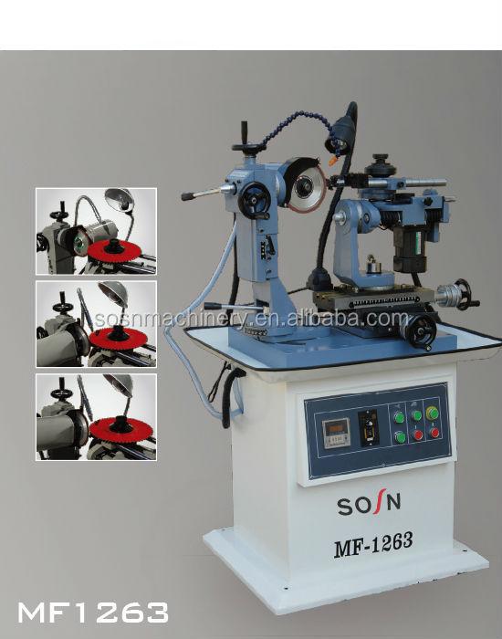 circular saw blade machine