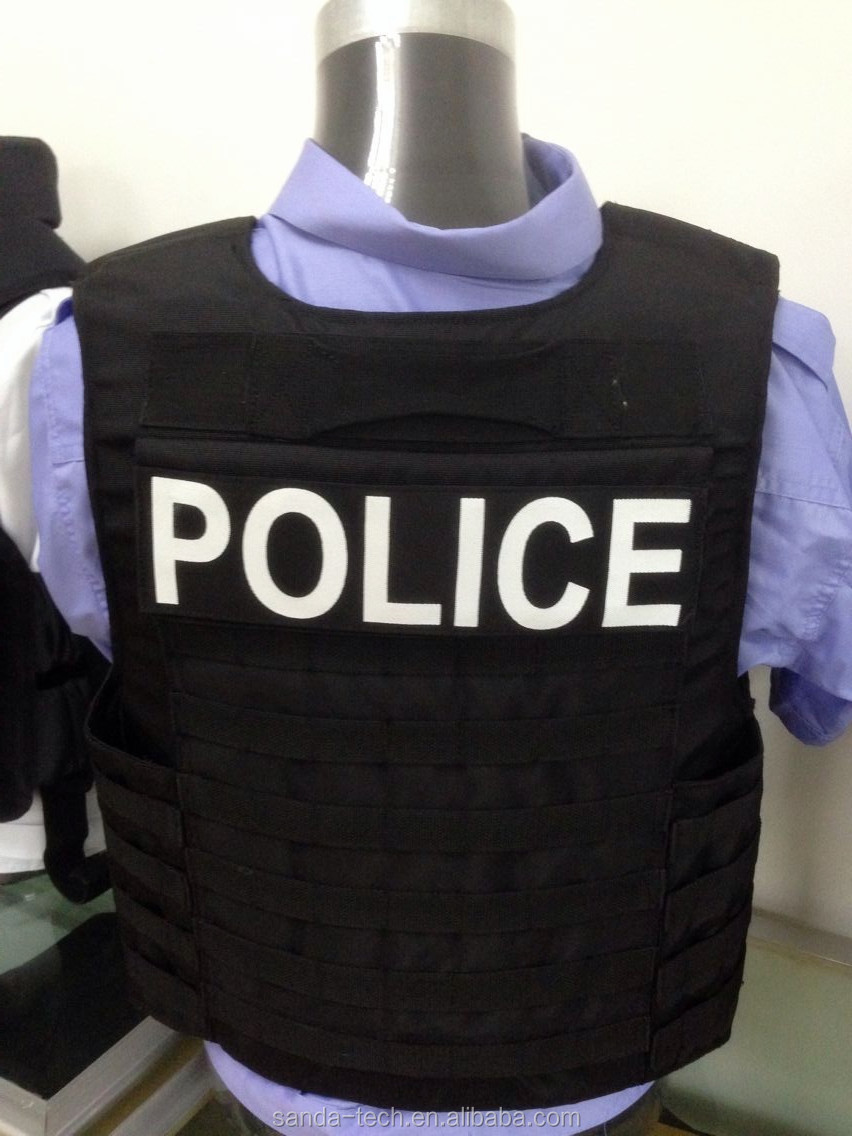 Kevlar Body Armor Bullet Proof Vest (military Vest/police