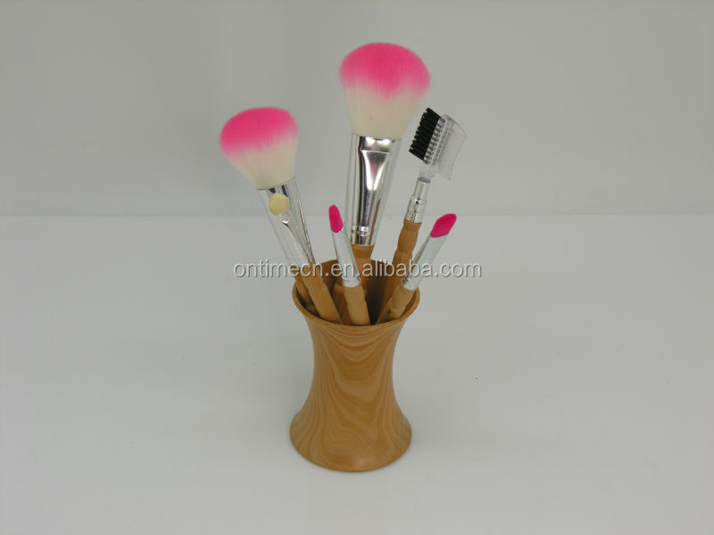 professional cosmetic brush set, fashion makeup brush set, cosmetic brush in make up brush, cosmetic brush set in pounch