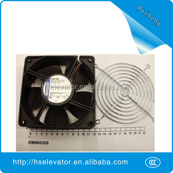 kone elevator fan KM960359,kone fan motor for elevator