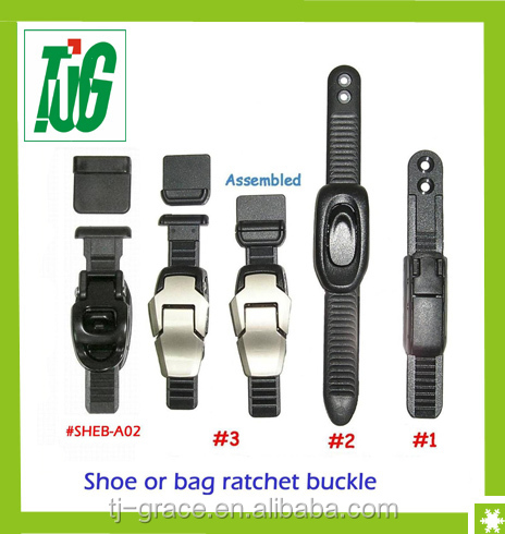 Bike, bag, Shoe Buckle sets