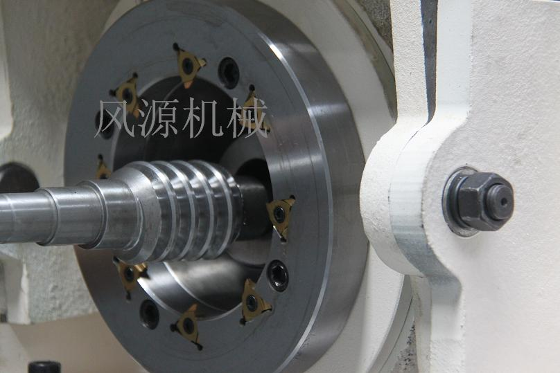 Cnc Extruder Screw Milling Machine View Thread Whirling
