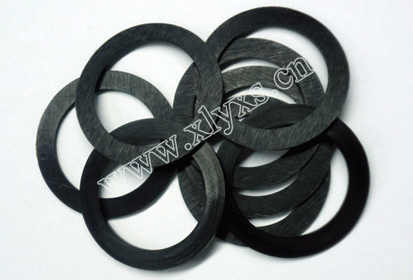 Factory price black custom silicone gaskets