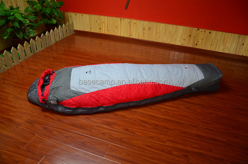 Routman Duckdown Mummy sleeping bag RS-302