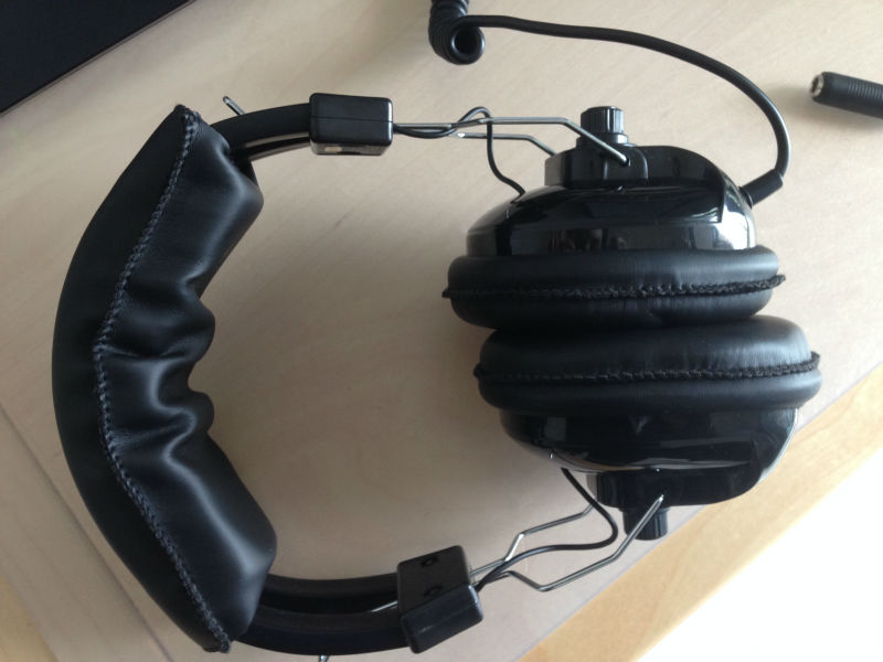 Stereo and Mono Headphone for Gold Detector