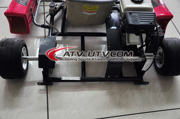 2014 new model 90cc petrol go kart