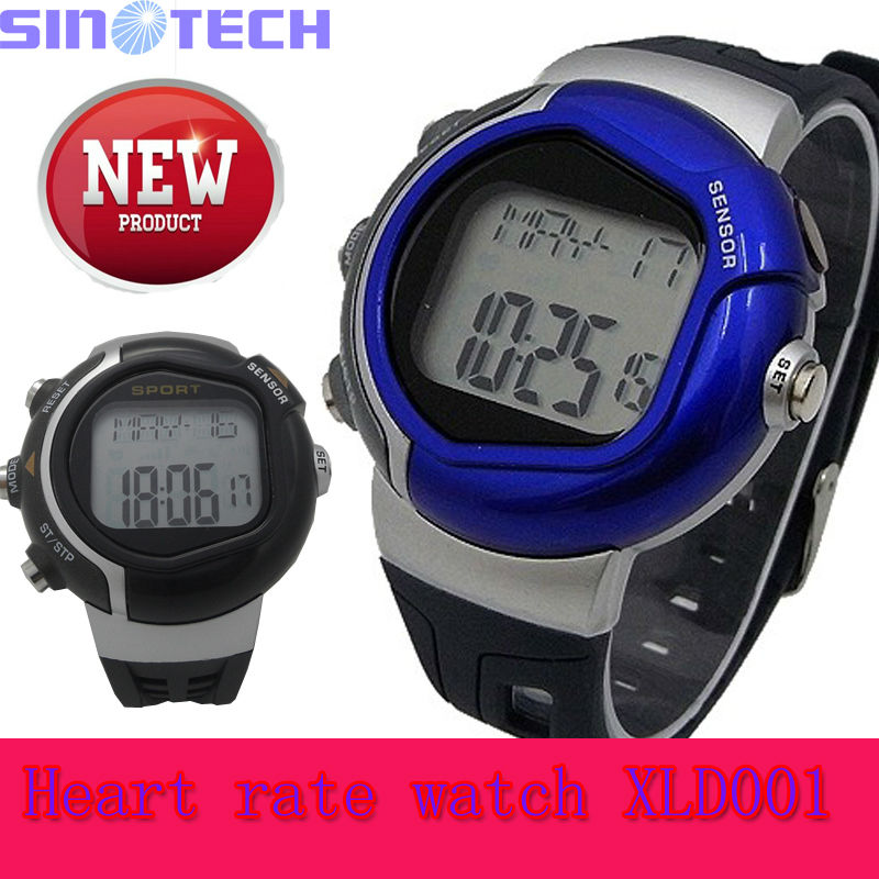 Pulse Heart Rate Monitor Calories Counter heart rate Watch XLD001 (Blue)