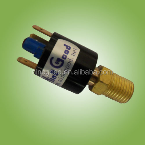 pressure switch for water pump
