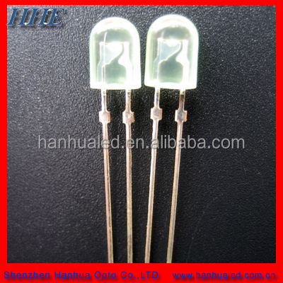5mm long Cylindrical LEDs,5mm Elliptical LEDs,5mm Blinking LEDs