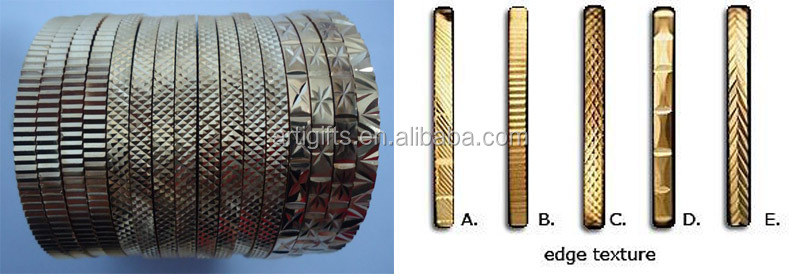 Gold Customized Soft Enamel Antique Die Alloy Military Metal Coin
