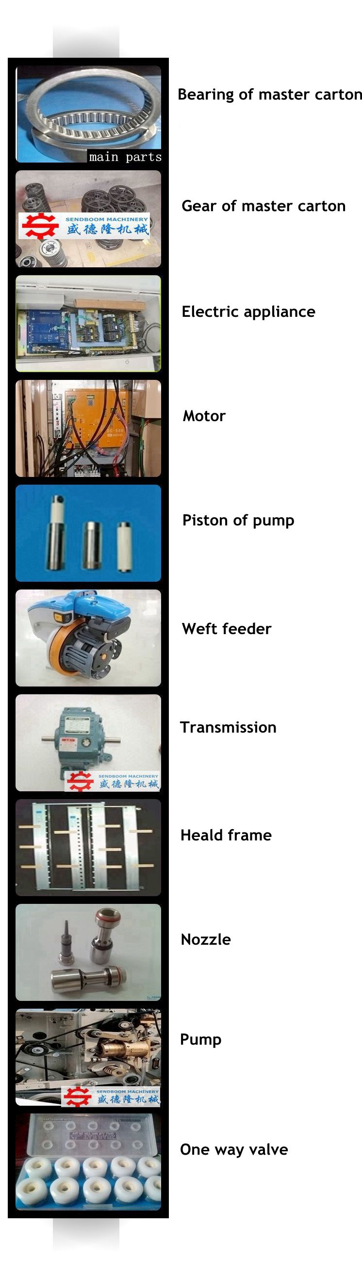 weaving machine price