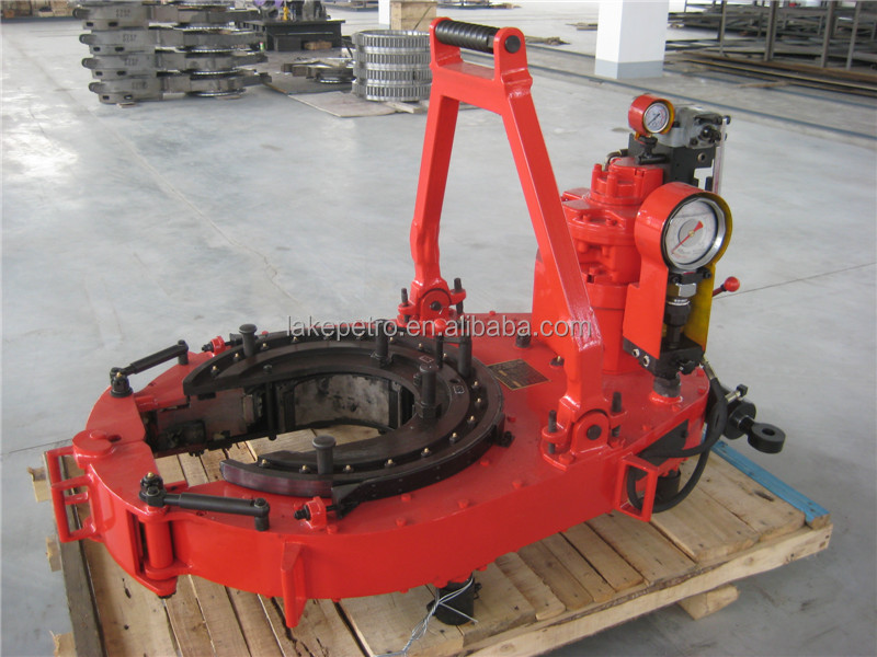 Tq casing hydraulic power tong with torque gauge