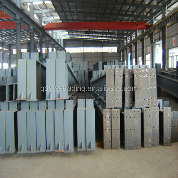 steel structure Material Warehouse,Workshop Use steel structure building