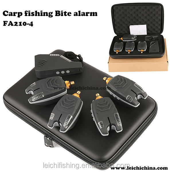 Best Electronic wireless carp fishing bite alarm