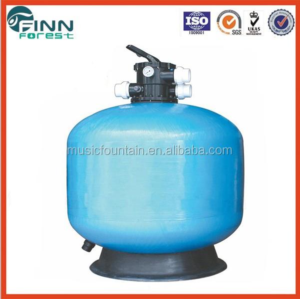 Swimming Pools For Water Treatment : Swimming pool water treatment mm diameter tank fiber