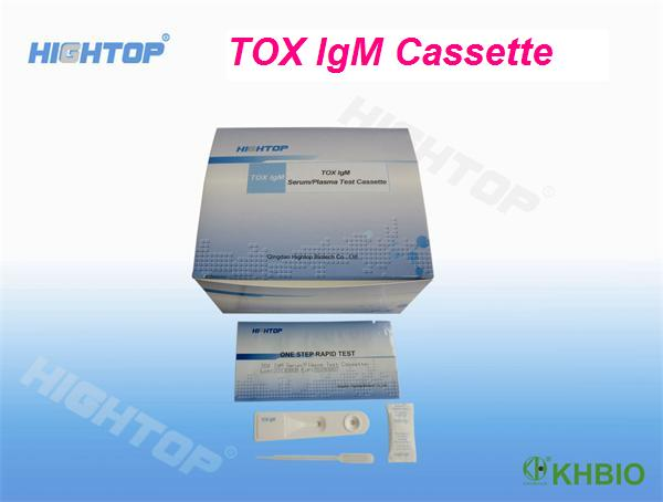 One StepToxoplasma Antibody Test IgG/IgM Home Kits Toxo/CMV Test