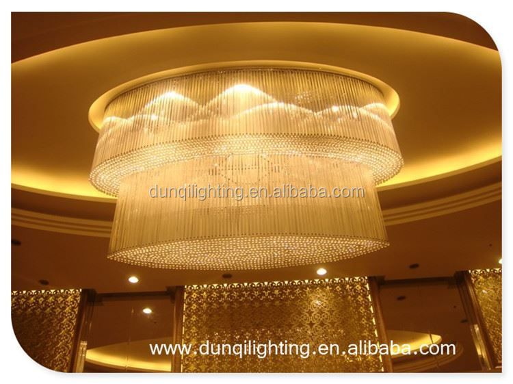 Newest design glass lighting/glass pendant light/hotel lamp
