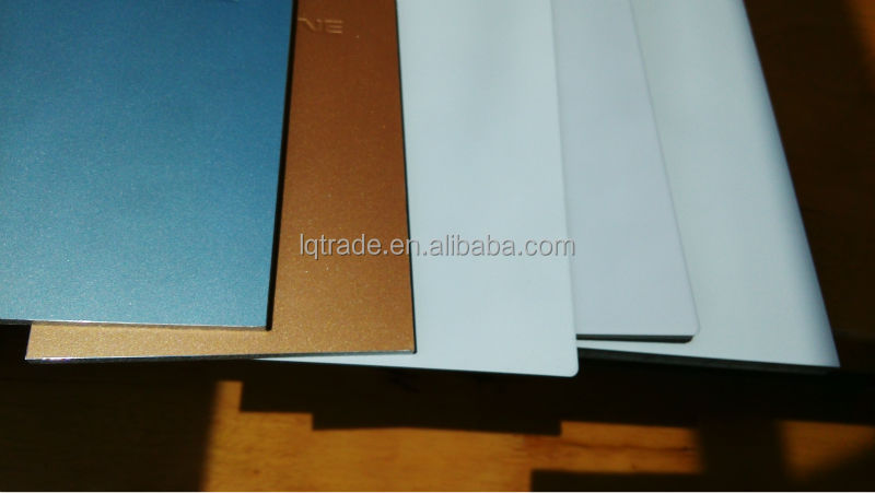 High qulity Special size aluminum composite panel