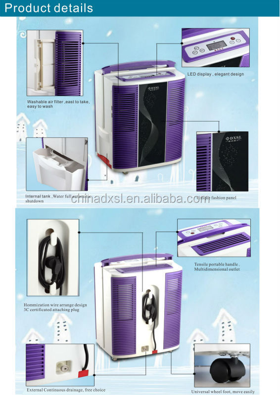 Mobile Home Air Filters : Mobile home dehumidifier with washable air filter buy