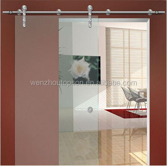 Sliding Door Track Frameless Glass Sliding Door Track Systems