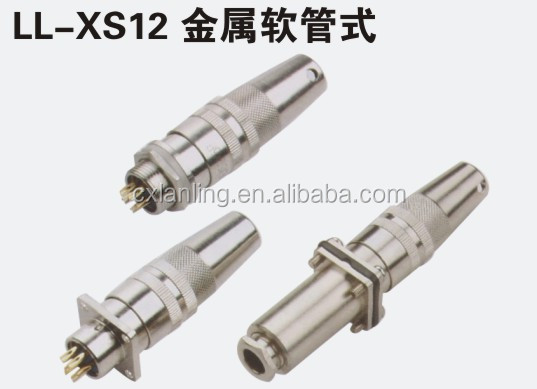 XS12 micro jack connector