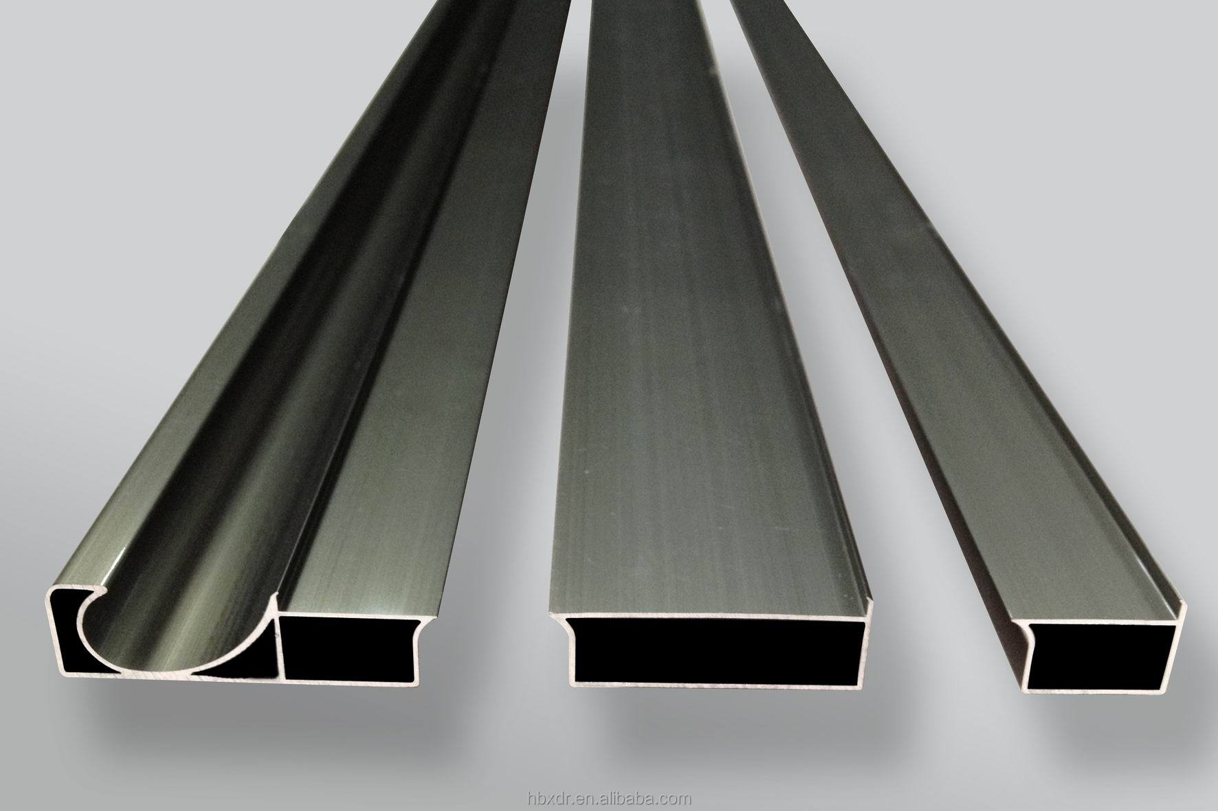 made in China ! aluminum extrusion profiles form china supplier