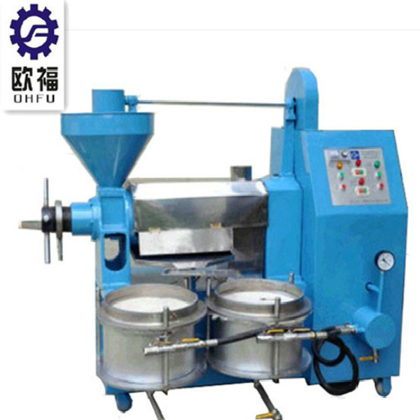 hot sale Commercial cold/hot Olive oil press machine cold pressed avocado oil machine