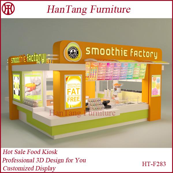 Smoothie Kiosk Amp Smoothie Bar Amp Smoothie Shop Design In