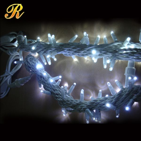 100 LED String Fairy Light for Wedding Christmas Party Holiday light(Warm White)