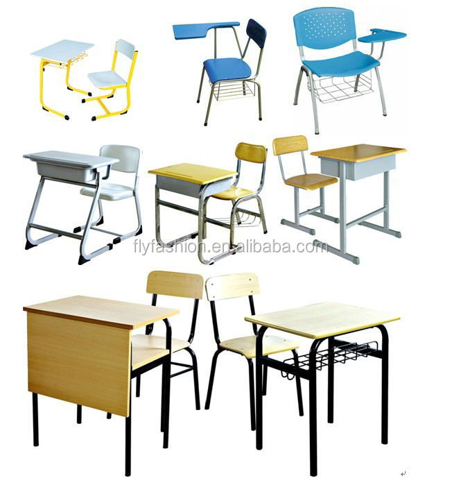 Modern school furniture top quality adjustable school desks and chairs buy modern school - Great contemporary school furniture ...