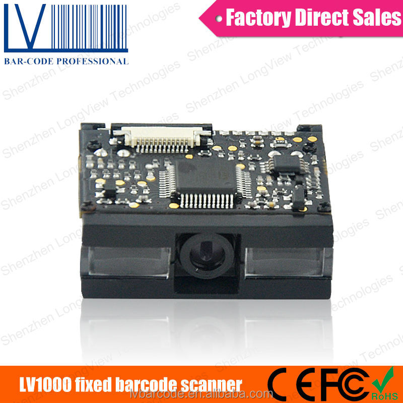 LV1000 1D CCD Portable Shopkick Barcodes for USB Gadgets