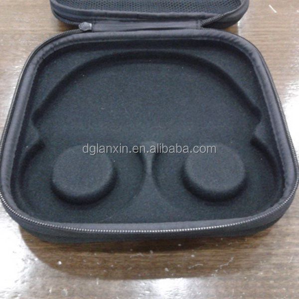 Super quality useful hard plastic case with foam
