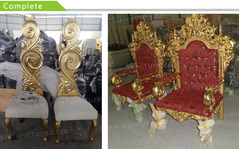 classic royal king and queen chair for rental - Classic Royal King And Queen  Chair For. Antique King And Queen Chairs ... - Antique King And Queen Chairs Antique Furniture