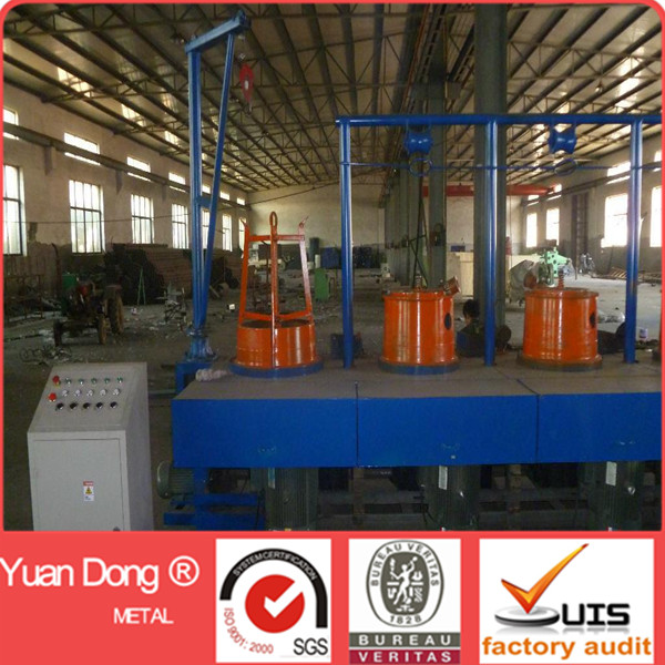 Cheap water tank wire drawing machine / five block wire drawing machine