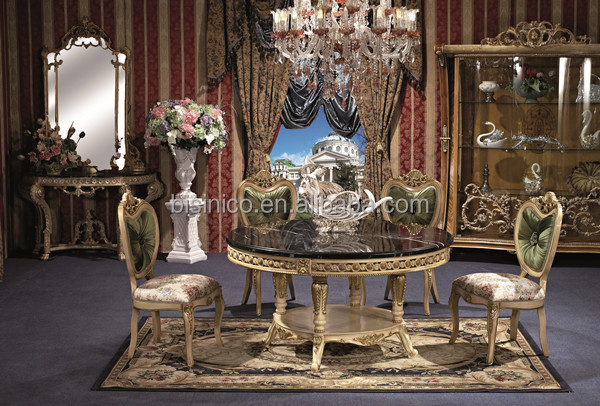 England Style Round Dining Table Noble British Windsor