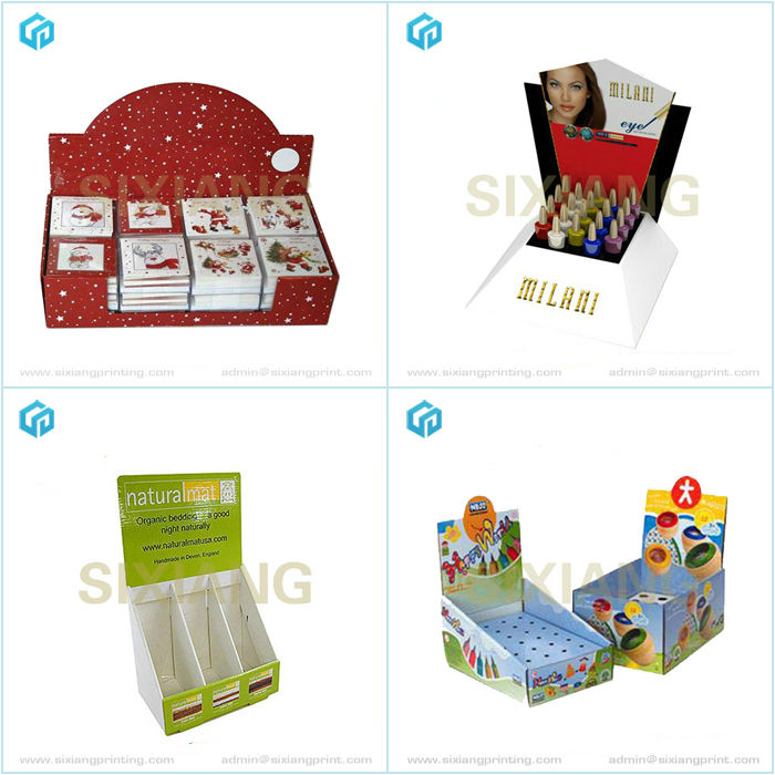 Advertising equipment corrugated cardboard point of sale for Point of sale display template